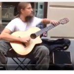 Artista di strada: Impressionante esibizione