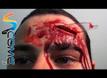 Come fare una ferita finta