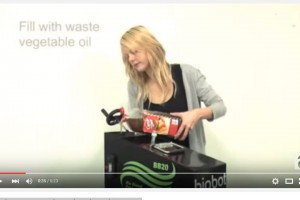 Biobot per produrre biodiesel in casa