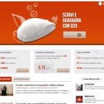 Guadagnare Con Internet da Casa: O2O – Scrivi e Guadagna con i tuoi Contenuti