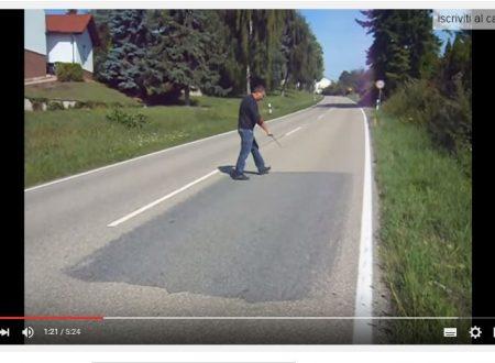 Germania vs Italia : Le Buche sulle strade