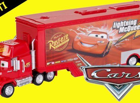 Sconti Offerte:Cars Story Sets Mack Trasportatore