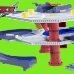 Giochi e Giocattoli:Cars Quick Changers Piattaforma Petrolifera Offerta Sconti