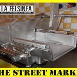 Affettatrice Professionale Usata (La Felsinea Dolomia S385S) Lama 38cm Macelleria Supermercato