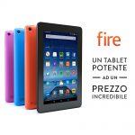 Fire, schermo da 7″, Wi-Fi, 8 GB (Nero) – Con offerte speciali