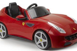 FAMOSA Ferrari – Macchinina Elettrica Ferrari Four 6V