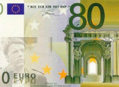 Bonus 80 euro,perché va restituito?