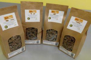 Azienda francese produce pasta di insetti: sommersa di ordini