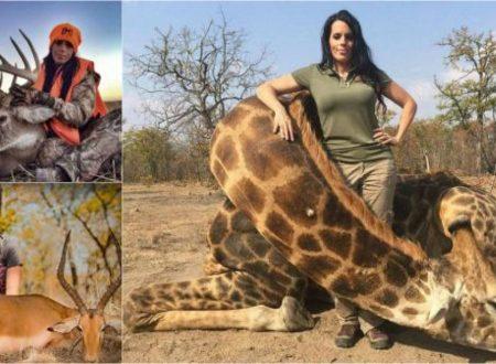 Sabrina Corgatelli, la sterminatrice di animali!