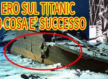 Si trovava sul Titanic e la sua versione dei fatti ha sconvolto tutti.