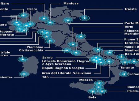 Ecco il rapporto del ministero della Salute sui 44 siti più inquinati d'Italia. Esposti a tumori ed altre malattie oltre 6 milioni di Italiani !!