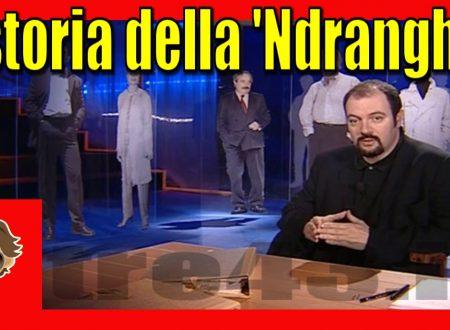 Blu Notte _La storia della 'Ndrangheta,la santa.