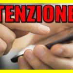 Truffa telefonica, il messaggio di recall che ruba 15 euro ogni 5 secondi