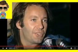 Vasco ROssi, in un'intervista.. del 1985