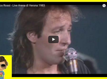 Vasco Rossi – Live Arena di Verona 1983