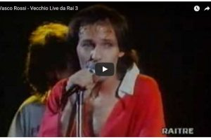 Vasco Rossi – Vecchio Live da Rai 3 (1982)