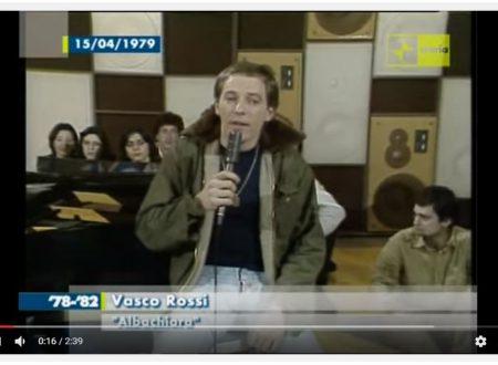 Vasco Rossi – Albachiara 'DiscoRing' 15-04-1979