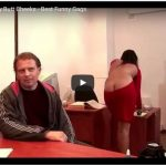 Sex Candid Camera_Secretary's Booty Butt Cheeks – Best Funny Gags