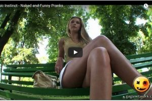 Sex Candid Camera_Basic Instinct – Naked and Funny Pranks