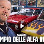 """""""Garage 66"""", il paradiso delle Alfa Romeo"""