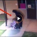 Papà abbandona la sua bambina di 5 anni al freddo, alle 5 del mattino