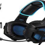 Prezzo promozionale:EUR 22,99 – Sades SA 807 Gaming Headset Cuffie Gaming per Xbox one/PS4 PC Mac iPad iPod