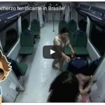Zombie – vero scherzo terrificante in Brasile!