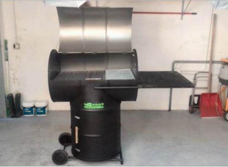 Tutorial Come costruire un Barbecue con bidoni da 200 litri Fai da te.