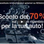 Video Guida Tutorial: Come sostituire Ammortizzatori anteriori su RENAULT CLIO 2
