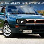 Lancia Delta HF Integrale Evoluzione – Davide Cironi Drive Experience