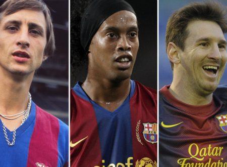 QUIZ – Che leggenda del Barcellona sei?