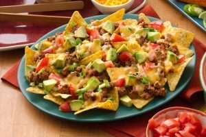 come fare i nachos in casa.