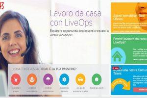 TeleLavoro da casa con LiveOps, Esplorare opportunità interessanti e trovare la vostra vocazione!