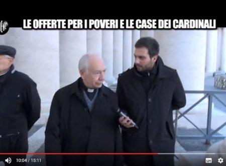 LE Offerte Per i Poveri e Le Case Dei Cardinali