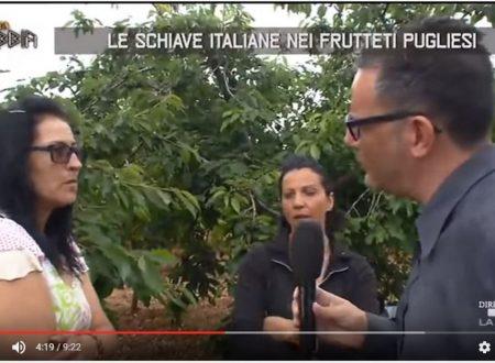 Le schiave italiane nei frutteti pugliesi