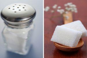 Rimedi Naturali: Ecco cosa succede se mangi un pizzico di sale con zucchero prima di dormire.