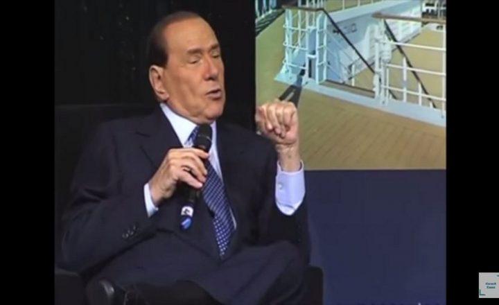 Silvio Berlusconi racconta come è diventato imprenditore – Raro