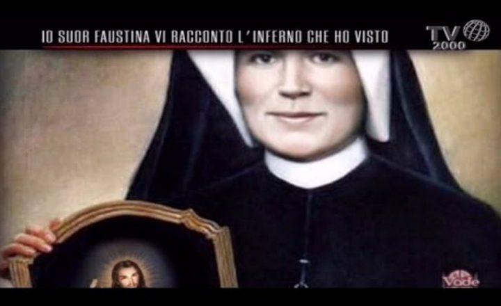 Vade Retro – Io Suor Faustina vi racconto l'inferno che ho visto