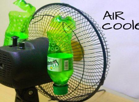 Condizionatore fai da te – Rimedio naturale contro il caldo.