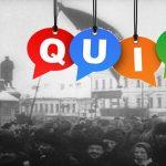 Quiz – Quale personaggio eri nel 1917?