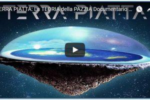 TERRA PIATTA: La TEORIA della PAZZIA, Documentario completo sulla verità.