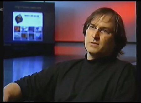 L' intervista Perduta di Steve Jobs quando ancora non sapeva che avrebbe cambiato il mondo.