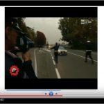 autovelox vigili bergamo telelaser – Video per ricorso postazione illegale – multe tutte nulle.