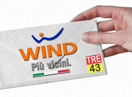 DISDETTA : Modulo di disdetta Wind per variazione condizioni contrattuali.