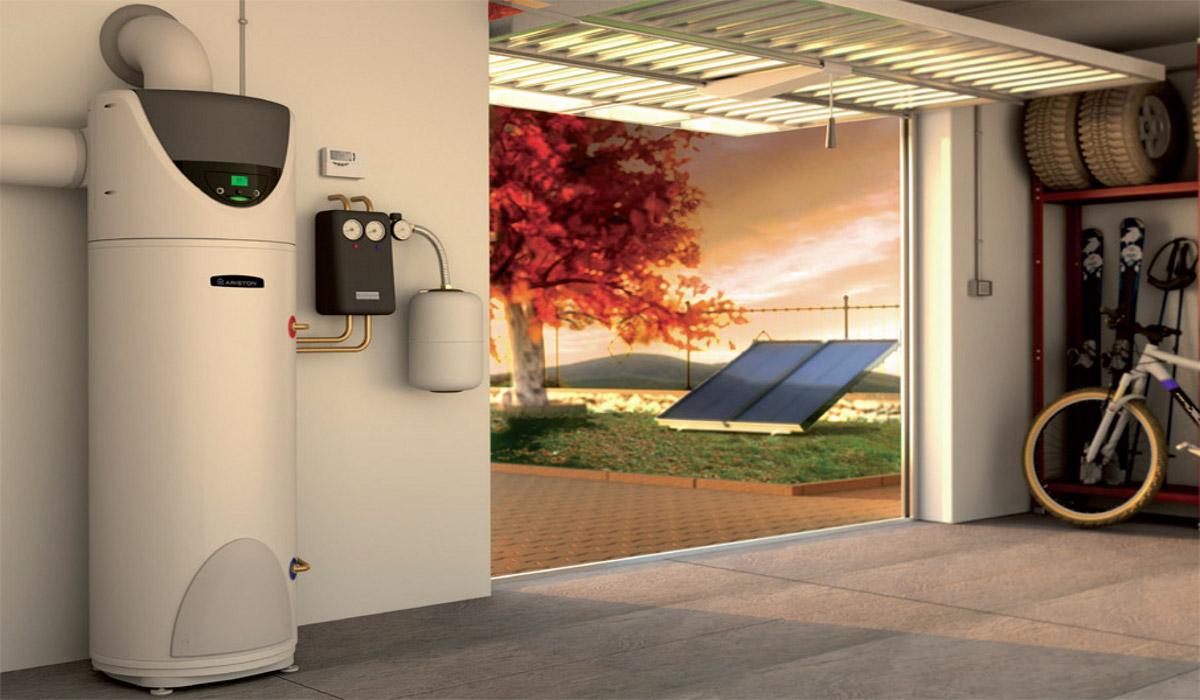 Scaldacqua a pompa di calore top i migliori 6 modelli - Riscaldamento casa economico ...