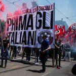 Lo Stato sfratta gli italiani per fare posto agli immigrati. Non è razzismo ma rabbia nei confronti del nostro Governo di …
