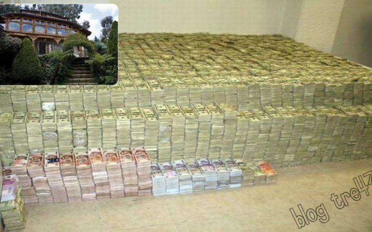 La casa del boss messicano re indiscusso della droga – Alberto Carrillo Fuentes