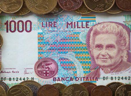 Cosa accadrebbe ai risparmi degli italiani in caso di ritorno alla lira?