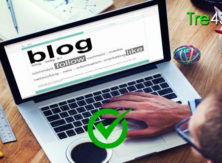 """Guida Completa su come """"Aprire un Blog"""" e guadagnare online da casa con le proprie passioni."""