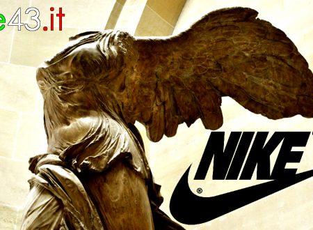 L'incredibile storia del logo della Nike che pochi sanno.